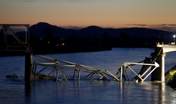 I-5 Bridge Collapses On Skagit River In Washington