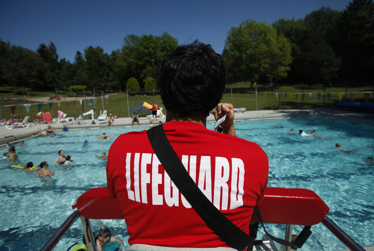 Be a Pool Lifeguard: It'll be Your Best Job Ever